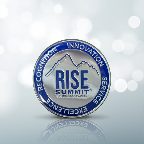 SummitET RISE Coin