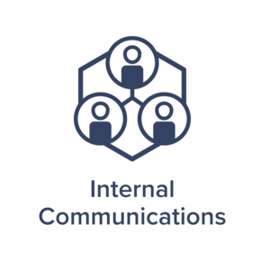 Internal Communications Icon