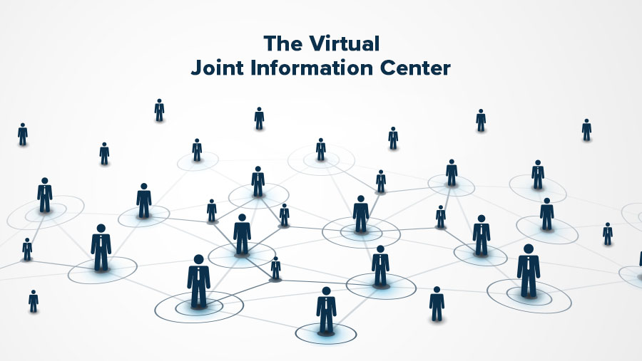 Virtual joint information system graphic