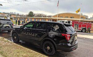 Camden County Hazmat Vehicle
